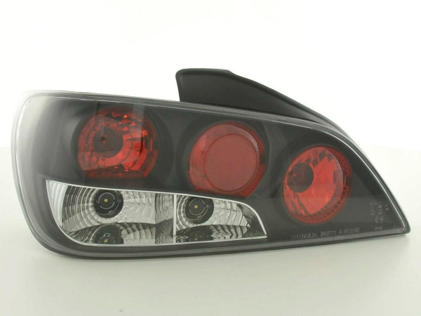Taillights Peugeot 406 4-dr. type 8*** Yr. 95-98 black