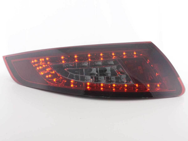 Led Taillights Porsche 911 type 997 Yr. 05-09 red/black