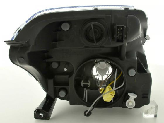Spare parts headlight left Citroen C2 (type J***) Yr. 03-05