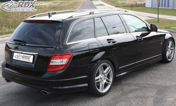 Rdx Trunk Lid Spoiler Mercedes C S204 T Model