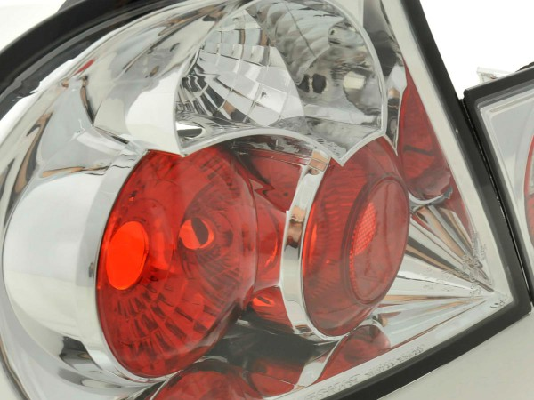 Taillights BMW serie 3 Coupe type E46 Yr. 99-02 chrome