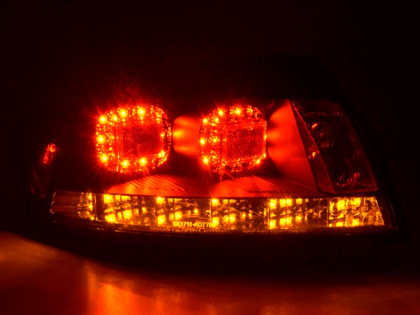 Led Taillights Audi TT type 8N Yr. 99-06 black