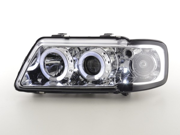 headlight Audi A3 type 8L Yr. 96-00 chrome