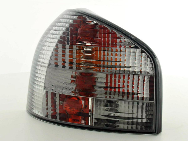 Taillights Audi A3 type 8L 96-02 black