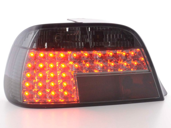 Led Taillights BMW serie 7 type E38 Yr. 94-98 black