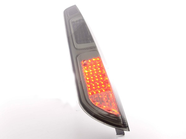 Led Taillights Ford Focus 2 5-dr Yr. 05-08 black