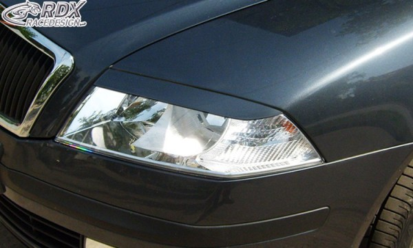 RDX Headlight covers SKODA Octavia 1Z -2008