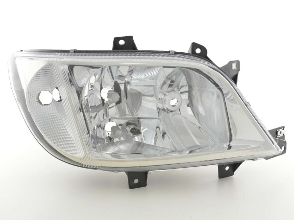 Spare parts headlight right Mercedes Benz Sprinter Yr. 03-06