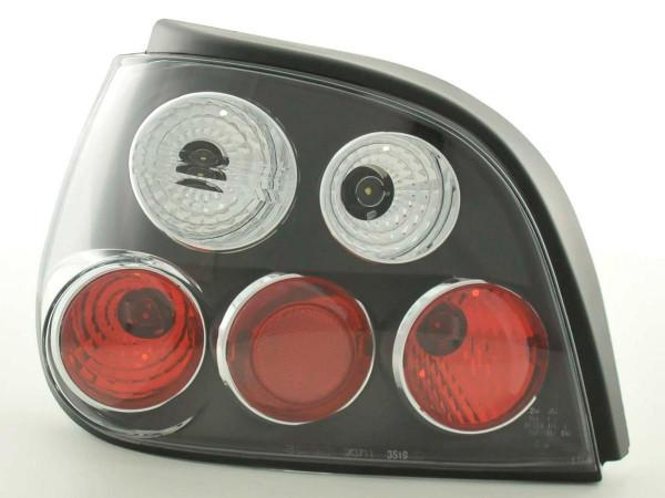Taillights Renault Megane 5-dr. Typ DABALAKAEA Yr. 99-02 black