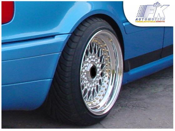 Lowering Springs BMW 3er E36 light (3/C) Fr/Bk ca. 60 mm