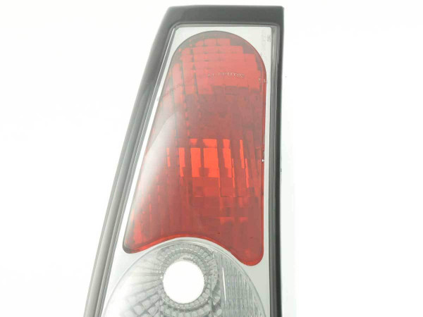Taillights Fiat Punto type 176 Yr. 93-99 chrome