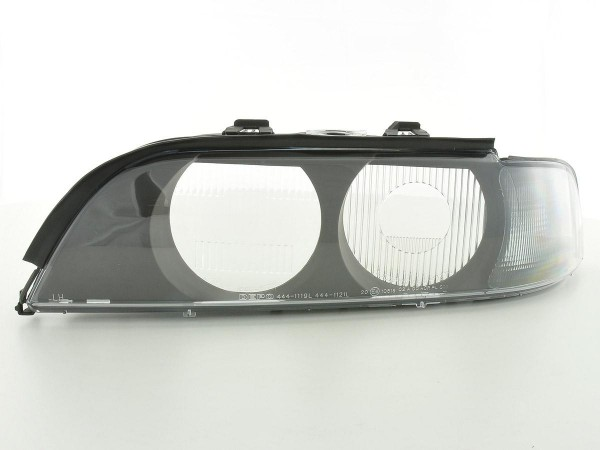 Front indicator Set BMW 5er Typ E39 Yr. 95-00 black