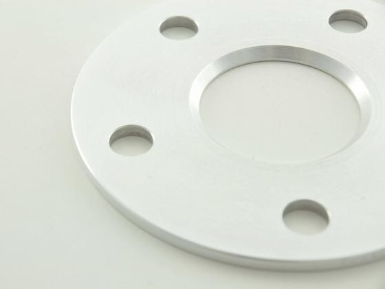 Spacers Offroad width 36 mm fit VW Touareg (Typ 7L)/ 8 Cyl