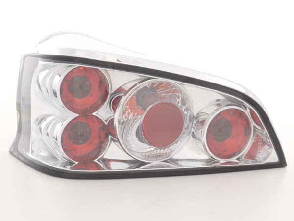 Taillights Peugeot 106 type 1C 1A Yr. 96-03 chrome