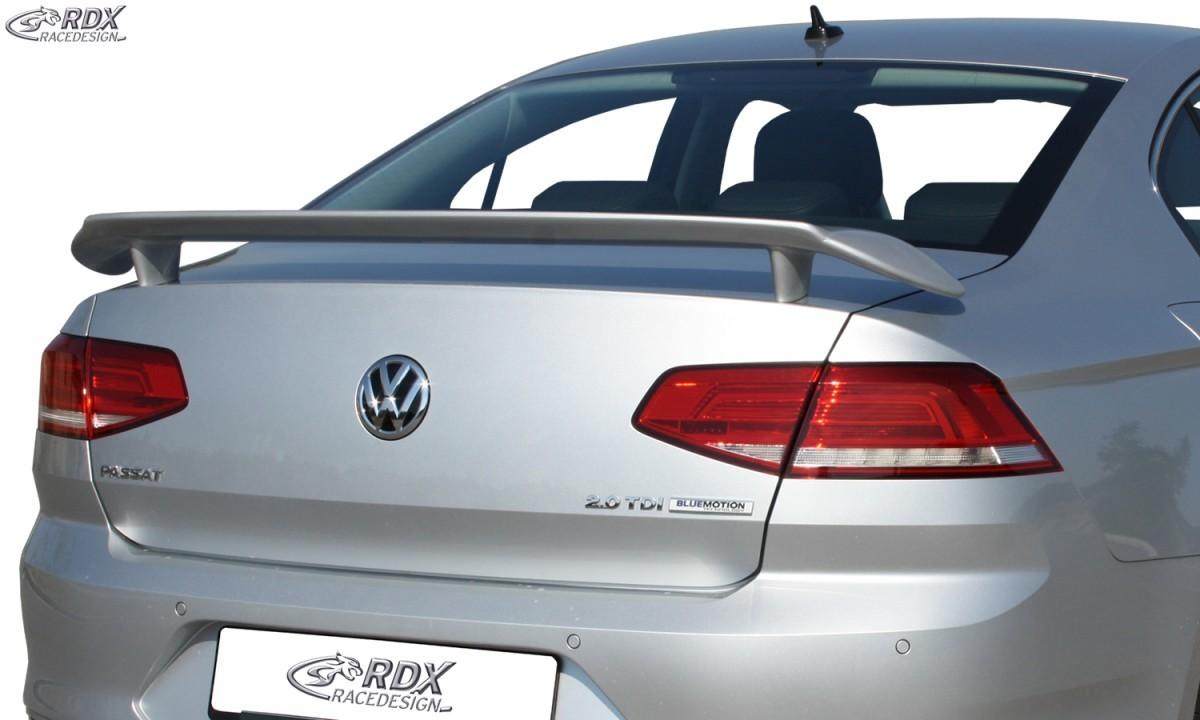 Rdx Rear Spoiler Vw Passat B8 3g Limousine Spoiler Exterior Car Tuning Tuning Parts24 Com