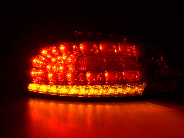 Led Rear lights VW Scirocco 3 type 13 Yr. 08- red/black