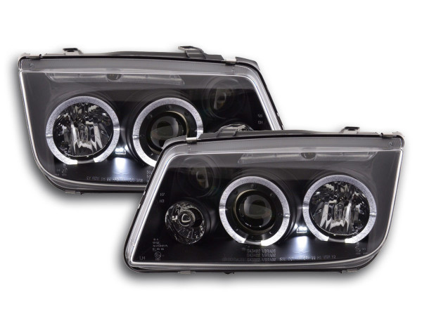 headlight VW Bora type 1J Yr. 98-05 black