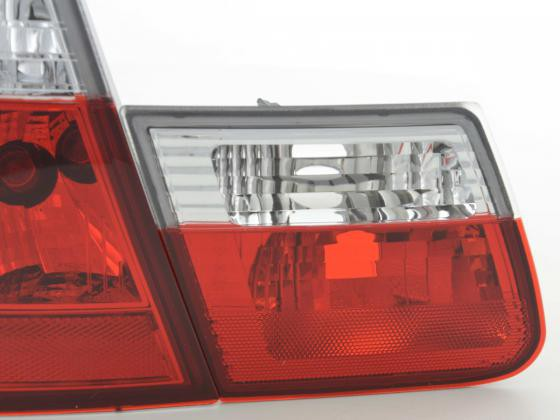 Taillights BMW serie 3 Touring type E46 Yr. 99-02 white red