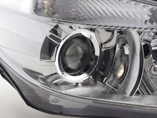 spare parts headlights right Skoda Fabia 2 (5J) Yr. 10-14
