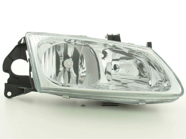 Spare parts headlight right Nissan Almera (type N16) Yr. 00-02