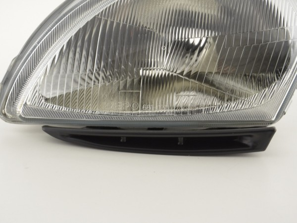 Spare parts headlight left Fiat Seicento (type 187) Yr. 98-07