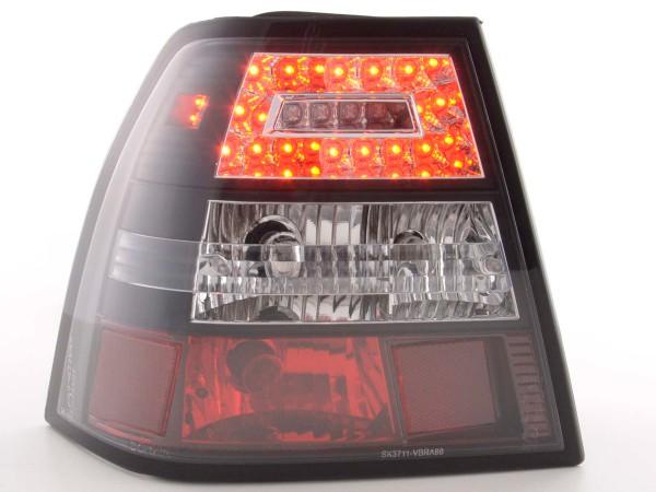 Led Taillights VW Bora type 1J Yr. 98-03 clear/black