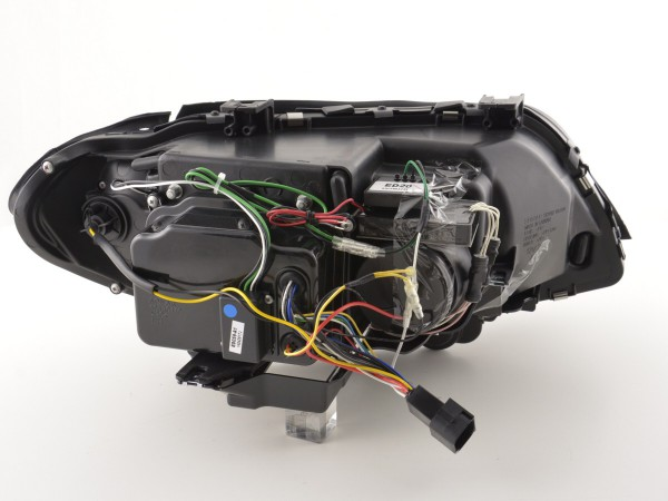 Daylight headlight CCFL Xenon BMW X5 E53 Yr. 03-06 black