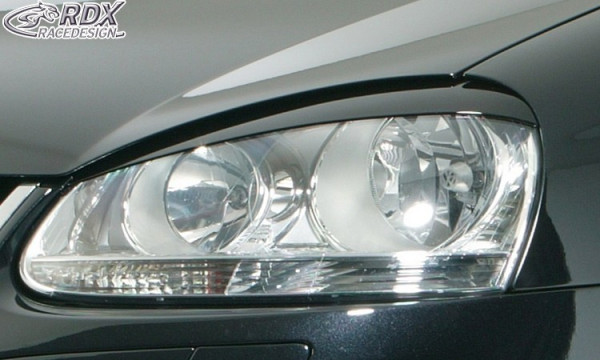 RDX Headlight covers VW Golf 5 & Jetta 5