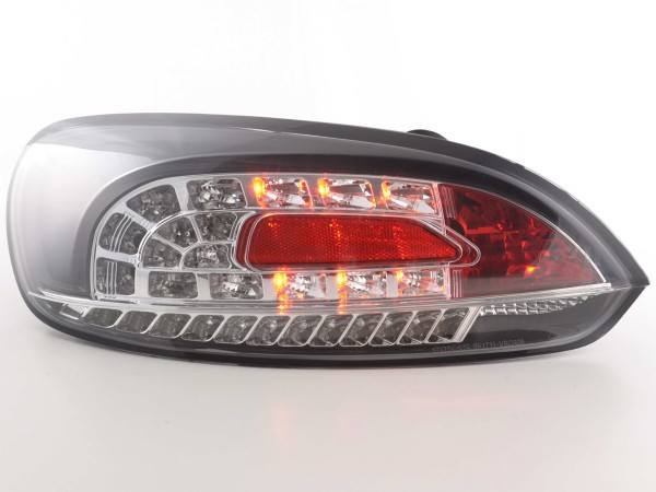Led Taillights VW Scirocco 3 type 13 Yr. 08- black