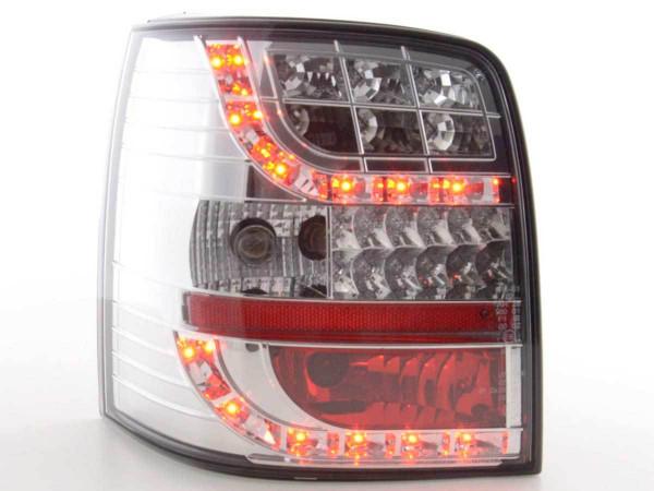 Led Taillights VW Passat 3B Variant Yr. 97-00 chrome