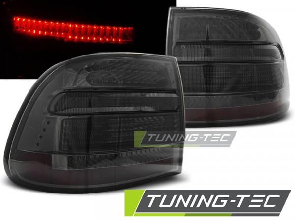 Led Tail Lights Smoke Fits Porsche Cayenne 02-06