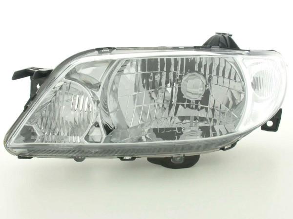 Spare parts headlight left Mazda 323 (type Yr) Yr. 00-03