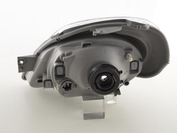 Spare parts headlight right Opel Vivaro / Renault Trafic / Nissan Primastar