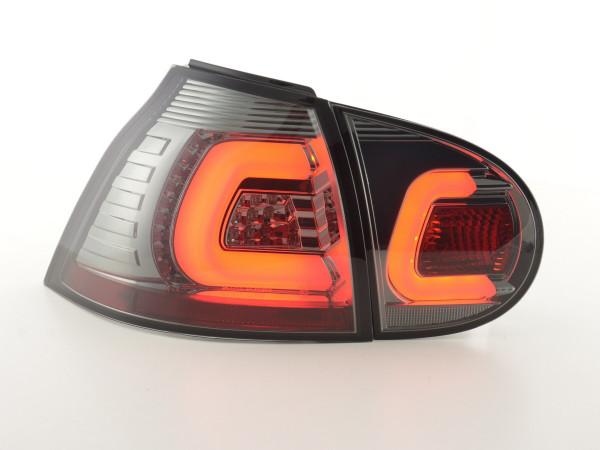 Led Taillights VW Golf 5 Yr. 03-08 black