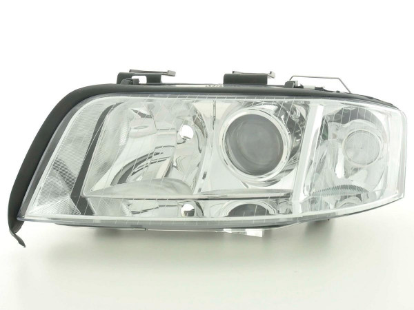 Spare parts headlight left Audi A6 (type 4B) Yr. 01-04