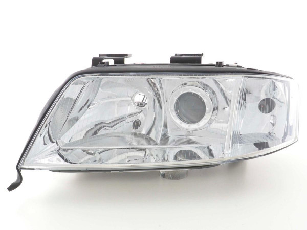 Spare parts headlight left Audi A6 (type 4B) Yr. 97-99