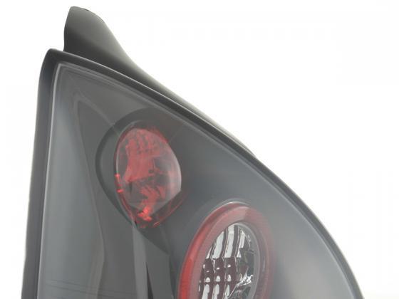 Taillights Citroen C2 type J HFX J KFV J 8HX J NFU Yr. 03- black
