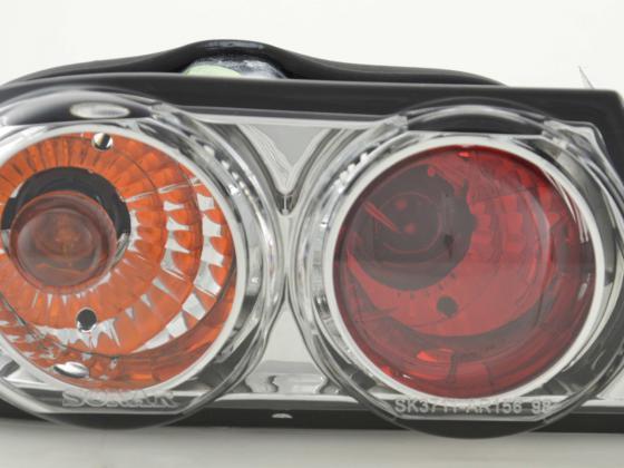 Taillights Alfa Romeo 156 type 932 Yr. 98-02 chrome