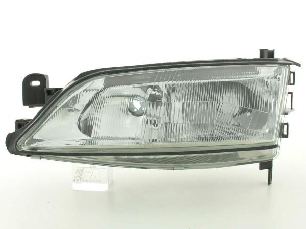 Spare parts headlight left Opel Vectra B Yr. 95-99