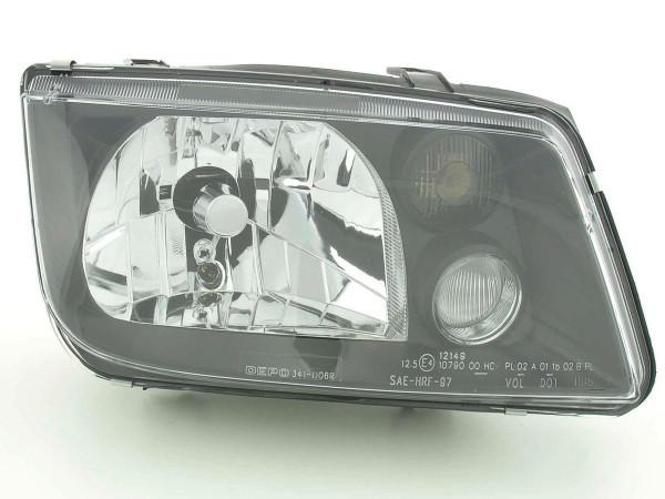 headlight VW Bora Typ 1J Yr. 98-05 black