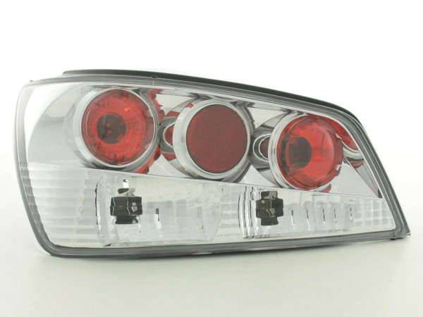 Taillights Peugeot 306 type 7*** Yr. 93-97 chrome