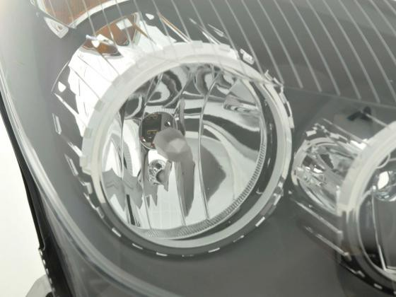 Spare parts headlight right Opel Astra H 5-door. Yr. 04-