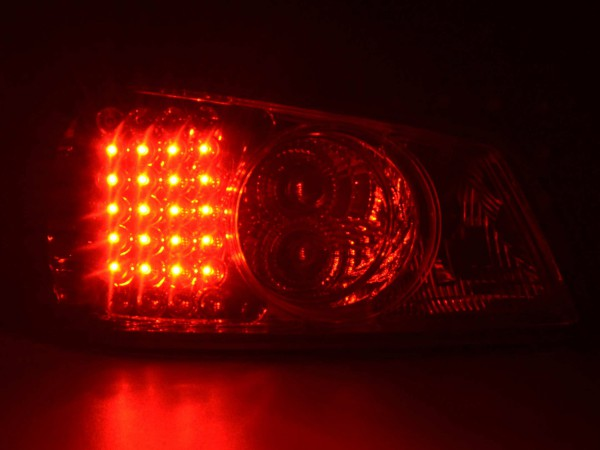 Led Taillights Peugeot 306 3/5 dr. Yr. 93-96 red