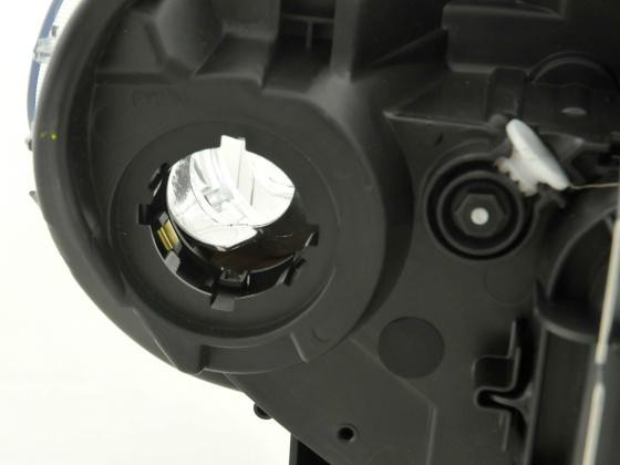 Spare parts headlight left Fiat Albea Yr. 04-07