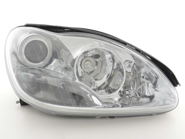 Spare parts headlight right Mercedes Benz S-Classe (type W220)
