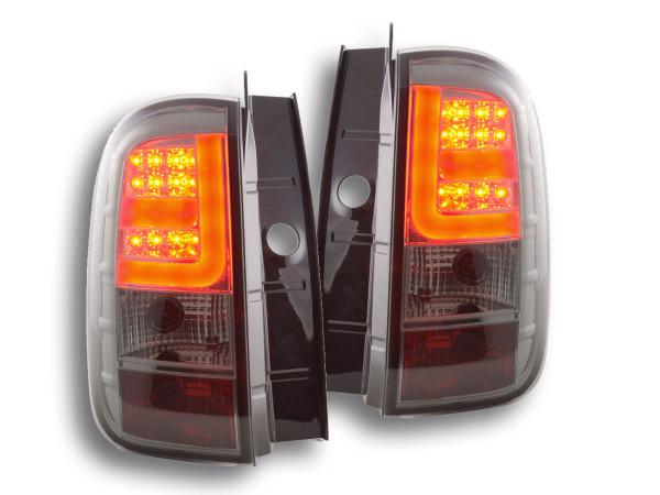 Led Taillights Dacia Duster Yr. 10- black