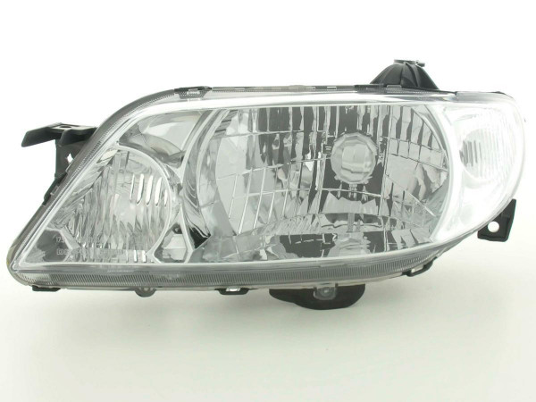Spare parts headlight left Mazda 323 (type Yr) Yr. 00-03