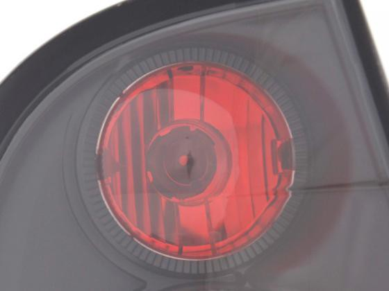 Taillights Skoda Fabia type 6Y Yr. 97-07 black