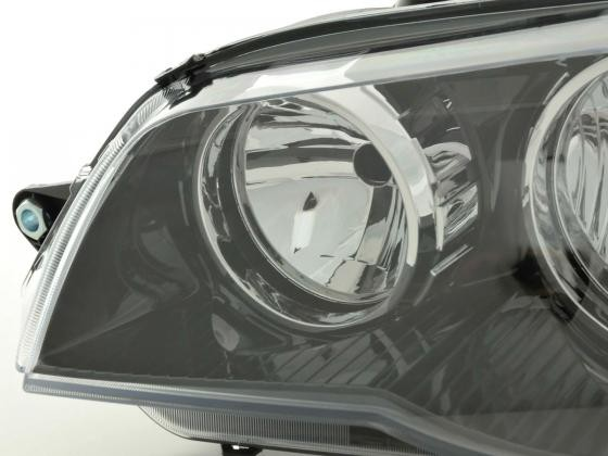 Spare parts headlight Set Fiat Palio (Weekend) / Albea / Siena Yr. 04-07