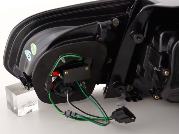 Led Taillights VW Golf 6 type 1K Yr. 2008-2012 black